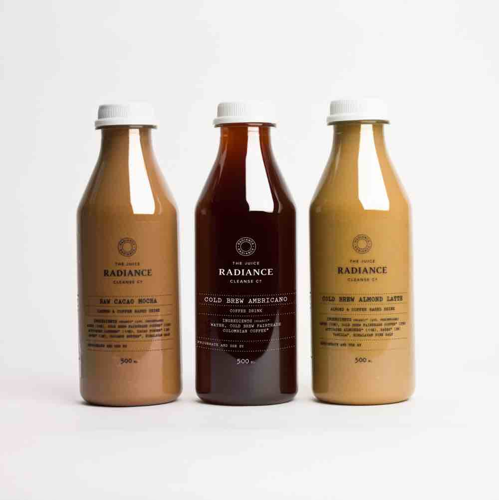 Cold Brew Glass Bottles