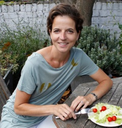 Yasmina Bona, nutritional therapist