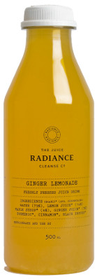 Ginger Lemonade Image