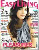Easy Living Sept 2010
