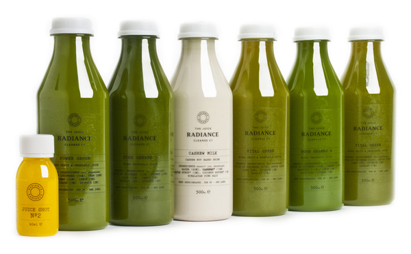 Greens Cleanse image